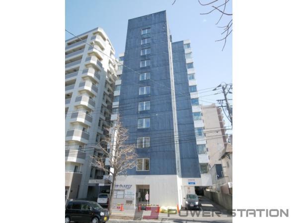 札幌市中央区南11条西1丁目0分譲リースマンション外観写真