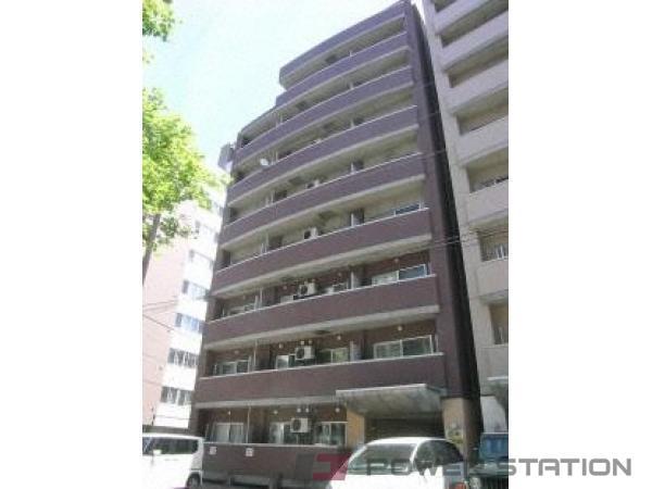 札幌市中央区南11条西1丁目1賃貸マンション外観写真