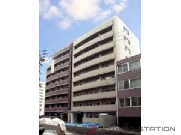 札幌市中央区南11条西1丁目1分譲リースマンション外観写真