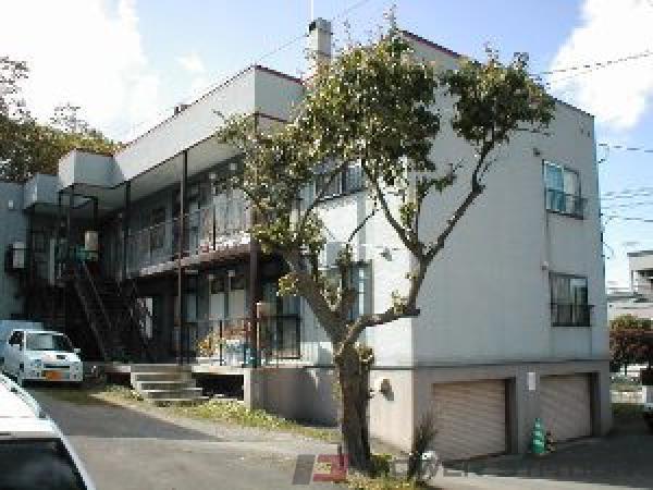 札幌市中央区円山西町6丁目0賃貸アパート外観写真