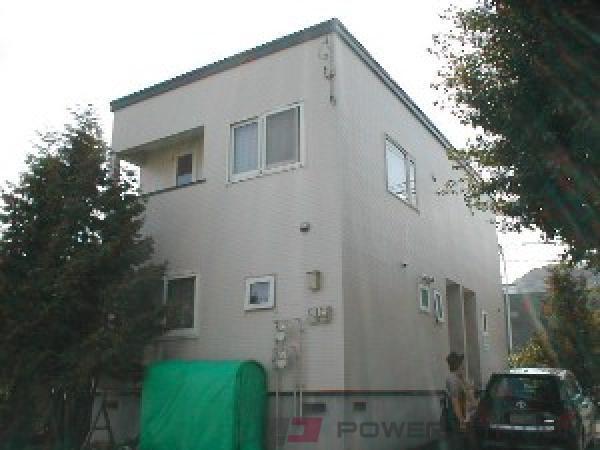 札幌市中央区界川1丁目0テラスハウス外観写真