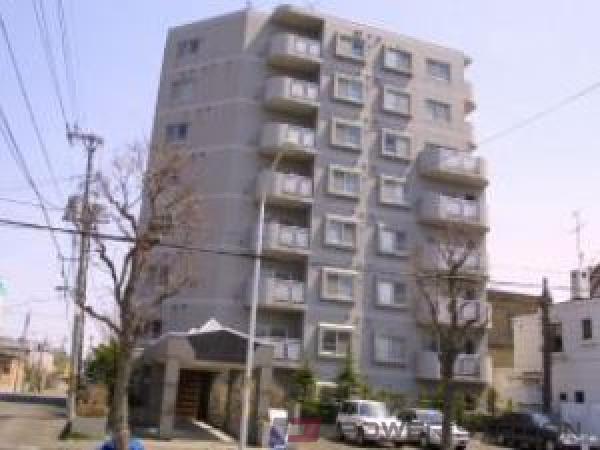 札幌市中央区南14条西16丁目0賃貸マンション外観写真