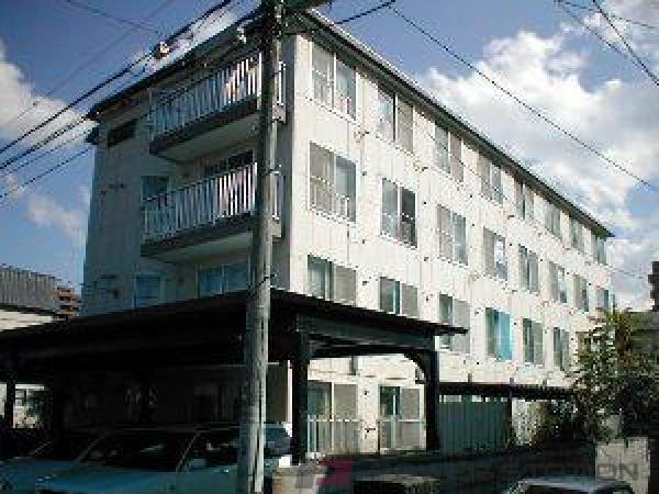 札幌市中央区南14条西13丁目1賃貸マンション外観写真