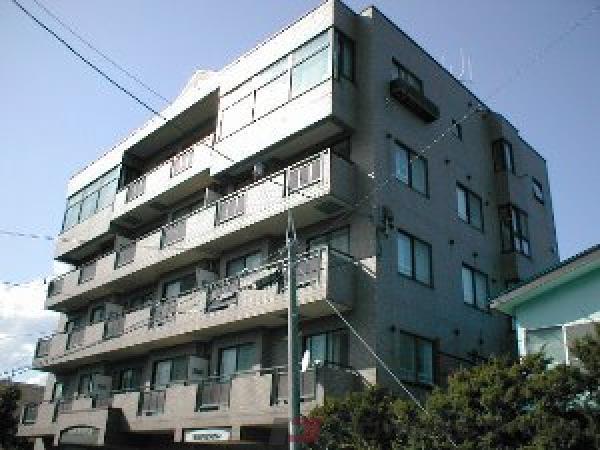 札幌市中央区南12条西13丁目0賃貸マンション外観写真