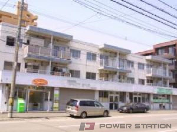 札幌市中央区南14条西13丁目1分譲リースマンション外観写真