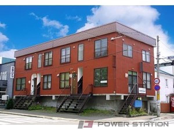 札幌市中央区南14条西12丁目0賃貸アパート外観写真