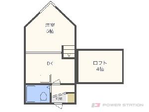 札幌市中央区南12条西9丁目1賃貸マンション間取図面