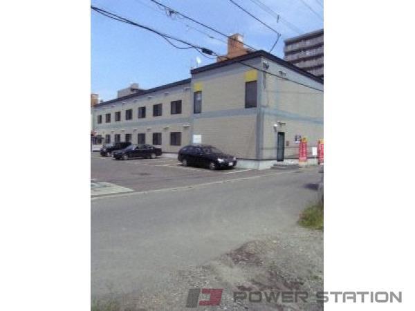 札幌市中央区南12条西9丁目0賃貸アパート外観写真