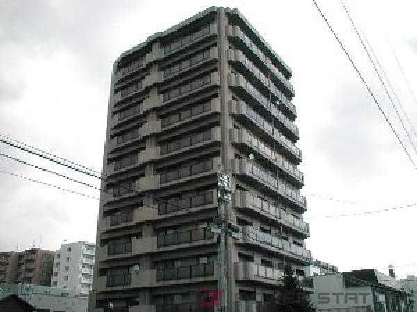 行啓通3LDKマンション外観