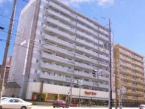 札幌市中央区南13条西10丁目1賃貸マンション外観写真