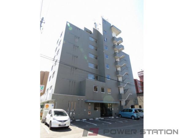 札幌市中央区南13条西11丁目1分譲リースマンション外観写真