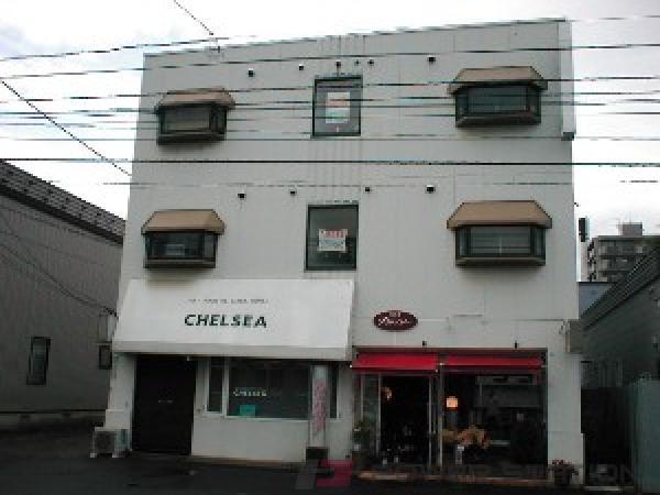 札幌市中央区南14条西9丁目0賃貸アパート外観写真