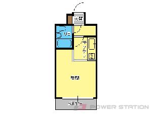 札幌市中央区南14条西8丁目0分譲リースマンション間取図面