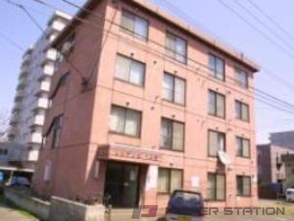 札幌市中央区南14条西8丁目0賃貸マンション外観写真