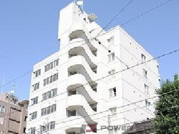 札幌市中央区南12条西6丁目0賃貸マンション外観写真