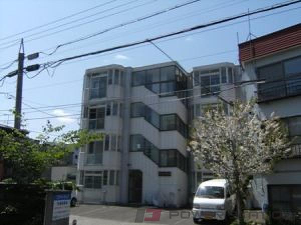 札幌市中央区南13条西6丁目0賃貸マンション外観写真