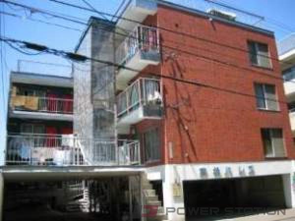 札幌市中央区南14条西6丁目0賃貸マンション外観写真