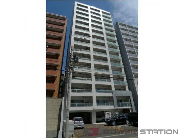 札幌市中央区南14条西1丁目0賃貸マンション外観写真