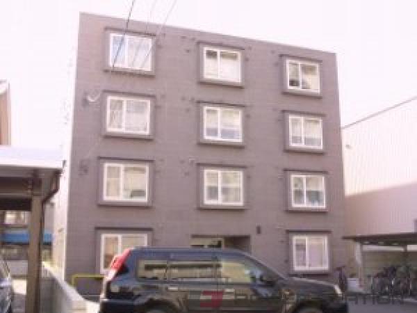 札幌市中央区南15条西14丁目0賃貸マンション外観写真