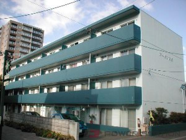 札幌市中央区南15条西15丁目0賃貸マンション外観写真