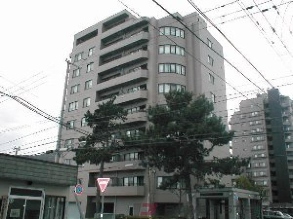 札幌市中央区南15条西12丁目0分譲リースマンション外観写真
