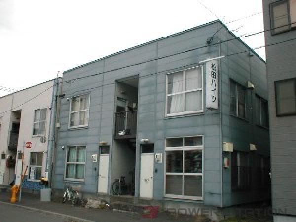札幌市中央区南15条西12丁目1賃貸アパート外観写真