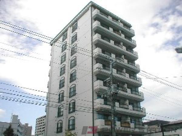 札幌市中央区南15条西9丁目1賃貸マンション外観写真