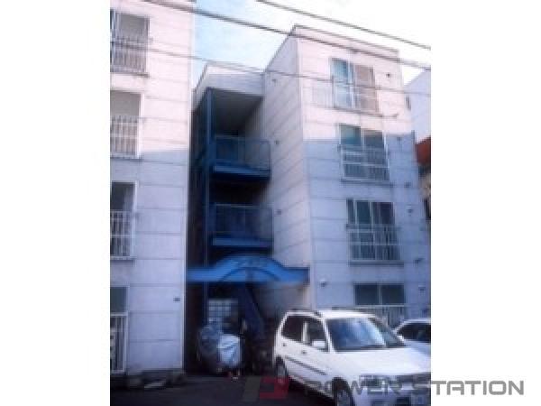 札幌市中央区南16条西10丁目0賃貸マンション外観写真