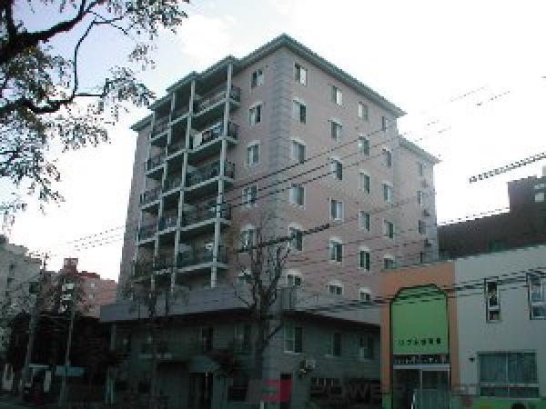 札幌市中央区南17条西9丁目1賃貸マンション外観写真