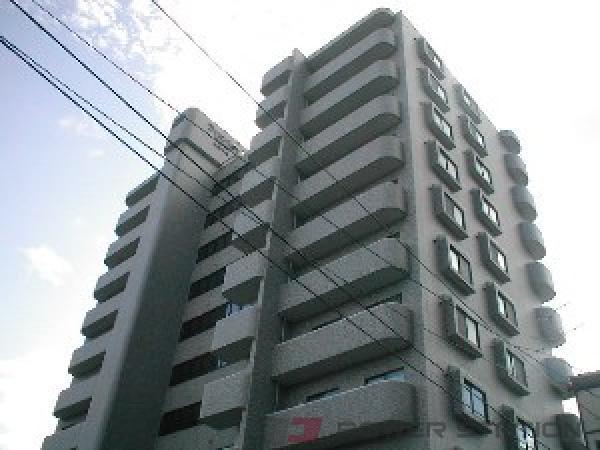 幌平橋3LDK分譲リースマンション外観