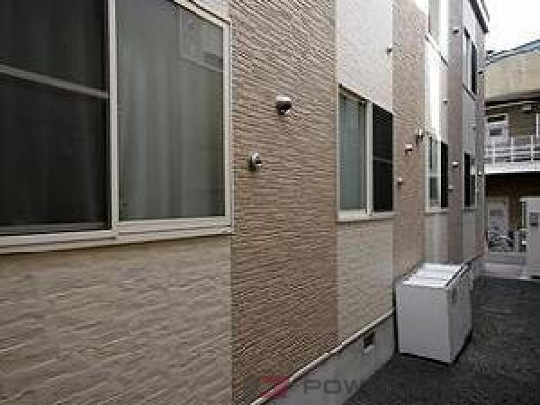 札幌市中央区南9条西8丁目0賃貸アパート外観写真