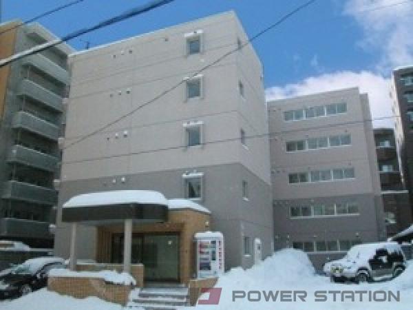 札幌市中央区南15条西8丁目1賃貸マンション外観写真