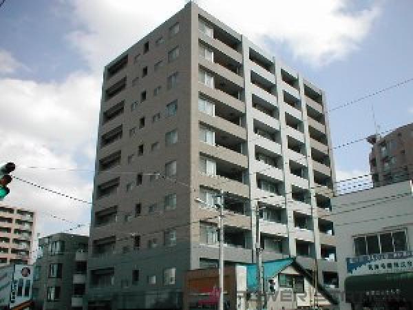 札幌市中央区南15条西6丁目0分譲リースマンション外観写真