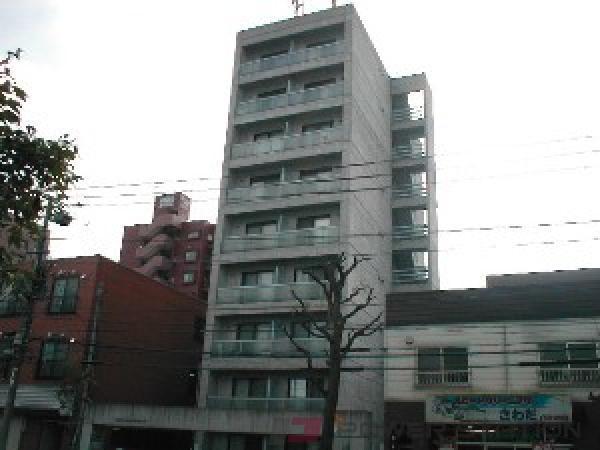 札幌市中央区南17条西8丁目0賃貸マンション