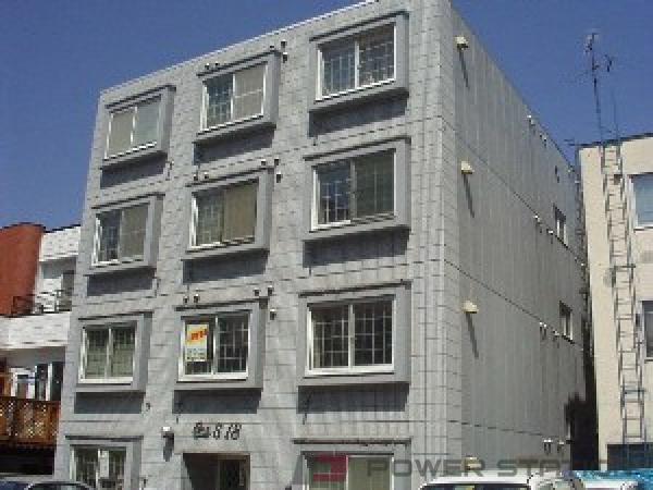 札幌市中央区南18条西15丁目0賃貸マンション外観写真