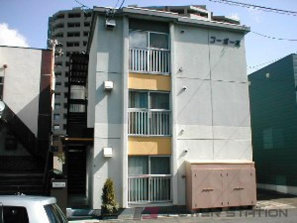 札幌市中央区南21条西16丁目0賃貸マンション外観写真