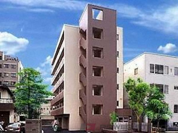 札幌市中央区南19条西13丁目0賃貸マンション外観写真