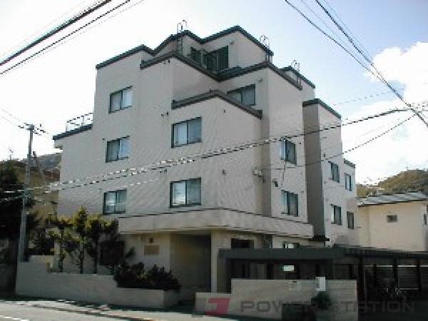 札幌市中央区南20条西14丁目0賃貸アパート外観写真