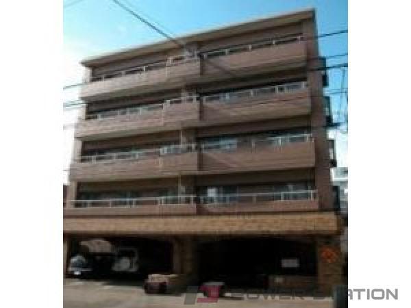 札幌市中央区南20条西9丁目1賃貸マンション外観写真