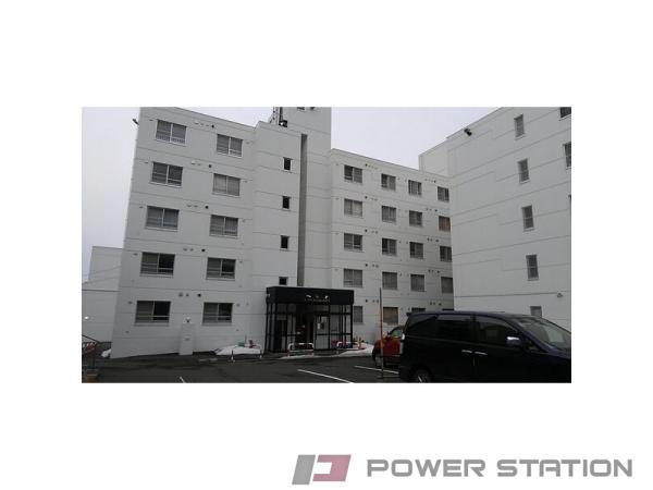 札幌市中央区南23条西15丁目1分譲リースマンション外観写真