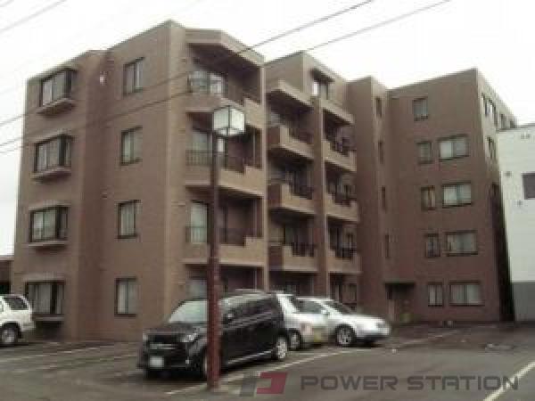 札幌市中央区南24条西14丁目1賃貸マンション外観写真