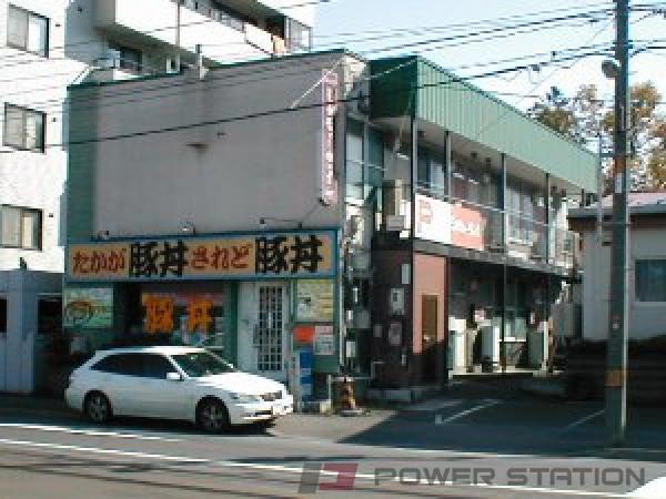 札幌市中央区南22条西9丁目0賃貸アパート外観写真