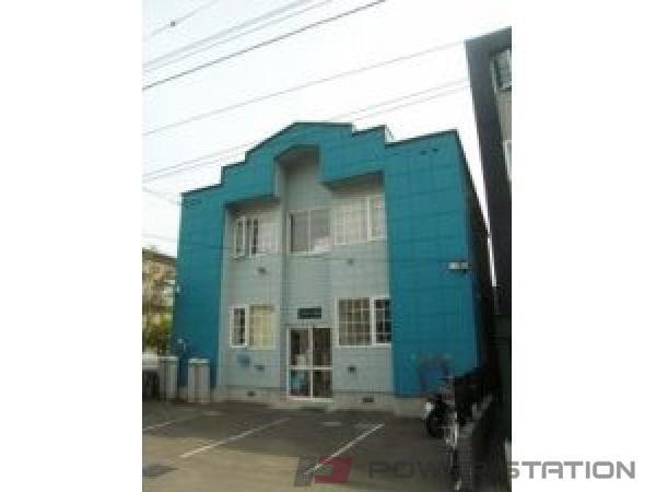 札幌市中央区南24条西12丁目0賃貸アパート外観写真