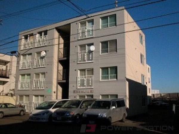 札幌市中央区南24条西7丁目1賃貸マンション外観写真