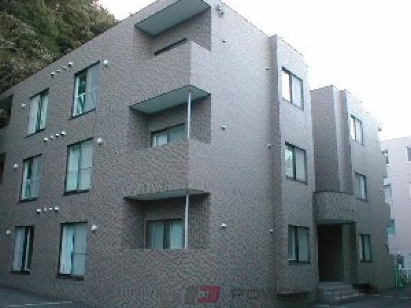 札幌市中央区南24条西15丁目1賃貸マンション外観写真