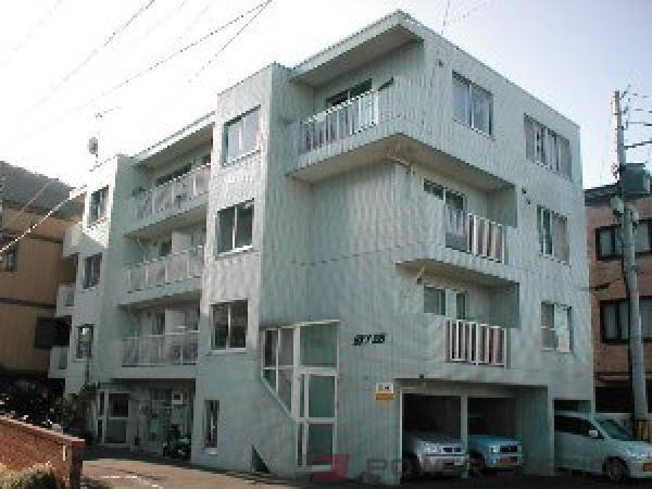 札幌市中央区南26条西13丁目0賃貸マンション外観写真