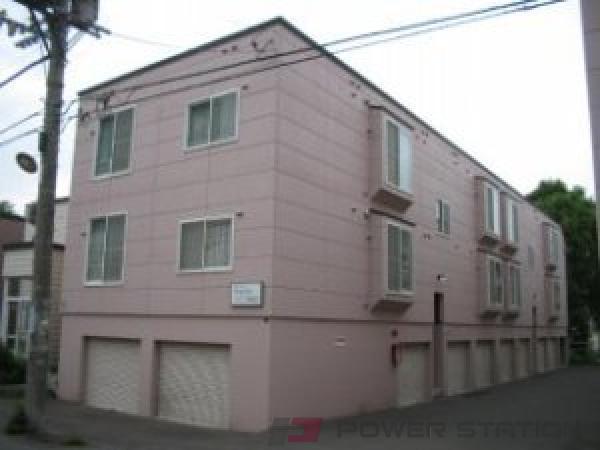 アパート・セピア南25