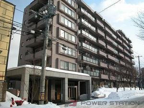 札幌市中央区南2条西26丁目0分譲リースマンション外観写真