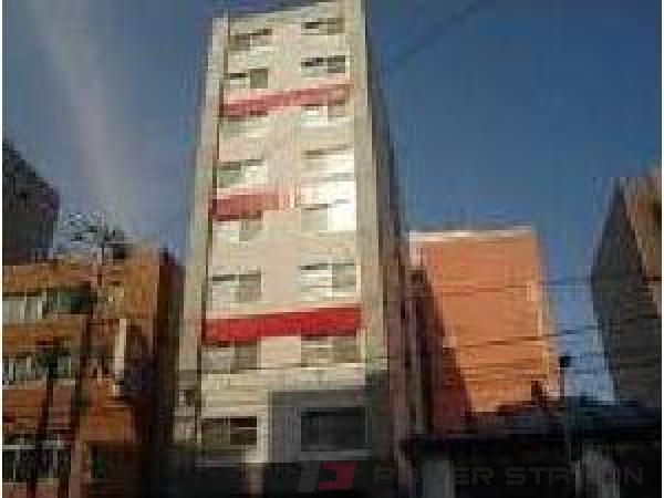 西11丁目1DK分譲リースマンション外観