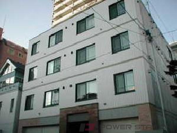 札幌市中央区北6条西25丁目0賃貸マンション外観写真